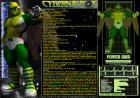 Unicorn STARcard-Cybernaut-X