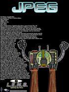 JPEG - Robot partner of Africa Blaze