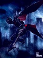 Rain Bat
