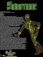 Sabotage: Super-Speedy Saboteur of the Gremlin Organization