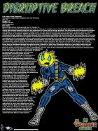 Disruptive Breach: Electric Cyborg of the Gremlin Organization