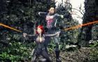 Avengers Vedova Nera e Occhio di Falco 2