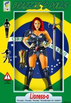 BRaZZZil's Dolls 5 - Lioness-o