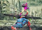Spiderman vs Goblin