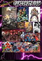 Starchild's Influence Map