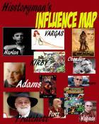 Hisstoryman's Influence Map