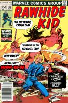 Cover Flip Challenge: Ghost Rider to Rawhide Kid