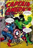 Cover Flip Challenge: Captain America