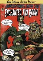 Cover Flip: The Enchanted Tiki Room