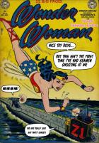 Cover Flip Challenge: Wonder Woman