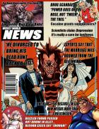 Cover Flip Challenge: Marvelous Weekly World News