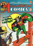 Flip Cover Challenge: Green Lantern