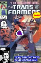 Cover Flip Challenge: Prime-Zilla!