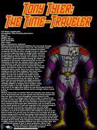 O.C: Tony Tyler: The Time-Traveler