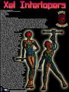 Xel Interlopers - The Robotic Grunts of the Xel Empire