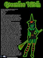 Greenlee Witch