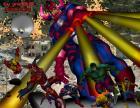 Galactus Vs. Marvel Zombies