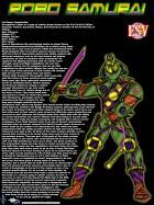 O.C. - Robo Samurai