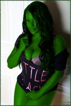 I Had A Raging Green Attack!.....