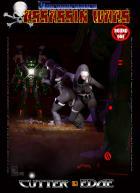 Unicorn Comics Assassin Wars - Cutter vs Edge?