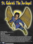 O.C. - St. Gabriel the Archangel