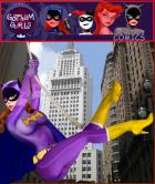 BatGirl Swings Into Gotham