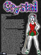 Crystal the Snow-Woman