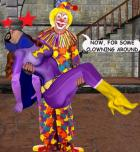 """BatGirl Kidnapped by Krusty the Clown!"""