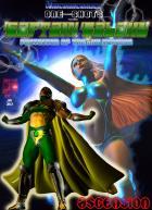 Unicorn Comics One-Shots - Captain Galaxy [mock cover]