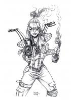 Post-Apocalyptic - Miss Molly Toff