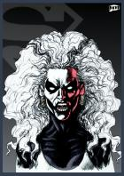 Superman Rogues - Silver Banshee
