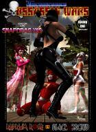 Unicorn Comics Assassin Wars - Redrum Rose vs Black Orchid [xtra]