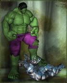 Hulk Smash Bot...