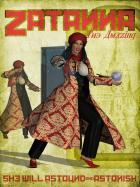 Zatanna Redesigned