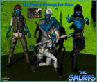 MAD March Entry: The Smurfs: Revenge For Papa...