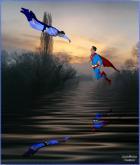 Bizarro Vs. Superman...