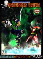 Unicorn Comics Assassin Wars Rd2.5 - Bloodbath vs Talon vs Demondark