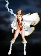 Mary Marvel New 52 - Lady Shazam?