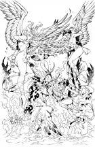 HOT WINGS! by Jinky Coronado