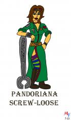 Pandoriana Screw-Loose