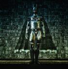 Batman Silver Armour