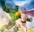 Hulk vs Dr.Doom