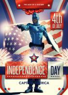 Cap America Age of X