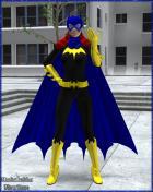 Bat Girl....