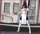 Mystique Classic White Dress 3rd Take...