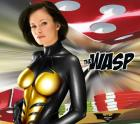 The Wasp by Dark Knight DK