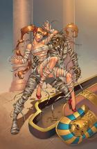 BANZAI GIRL: THE MUMMY RETURNS! (Final color) by Jinky Coronado