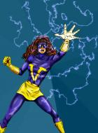 Webgeek's 'Voltage' drawn by Tazman