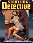 Detective Cult Retro Magzine Cover