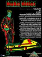 GPE Month - Number Twenty-Nine - Nuke Rider